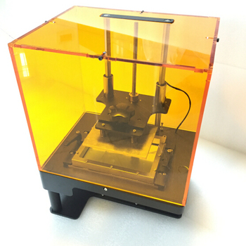 Horizon Elephant DLP 3d Printer High Performance Jewellery Model Maker Faster Forming Speed Than FDM SLA Printer Cost effective